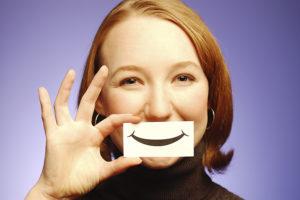 Smile…